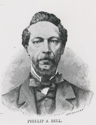 Philip A. Bell, newspaper editor