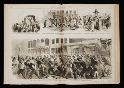 Draft Riots Vignettes